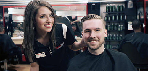 Sport Clips Haircuts of Butler Haircuts